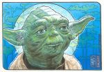 Star Wars Galaxy 7 Return - Yoda by DBergren