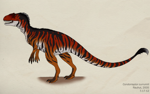 056--CONDORRAPTOR CURRUMILI by Green-Mamba