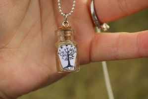 White Tree of Gondor Tree Sap by Kaijere