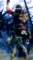 Hellknight rodeo ::Featured:: by guywiththesuitcase