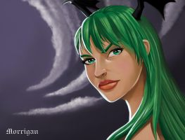 morrigan by benscott81