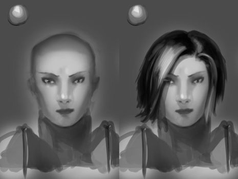 Lady Commander- At bootcamp and after by Studio-Echelon