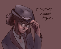 Assistant Zoned by izzy1992