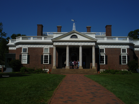 Monticello #003 'Welcome to Jefferson's Household' by TheAnimangaGirl