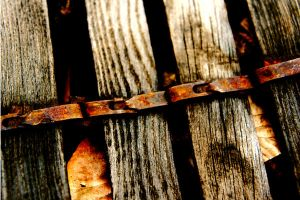 detained sticks by Dudovitz