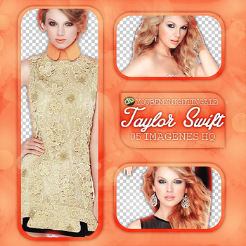 #TaylorSwiftPackPng02 by YouBeMyNightingale