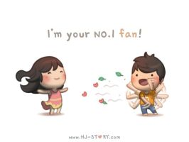 43. No.1 Fan by hjstory