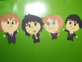 My Binder Beatle Buddies by Lenmccarristarr