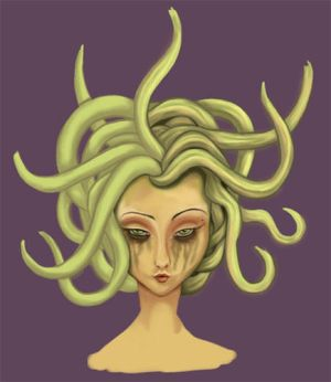 Work In Progress: Medusa 02