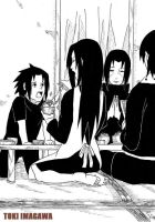Sasuke doesn't like natto by TokiImagawa