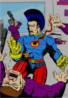 OMAC - One Man Army Corps by Lpsalsaman