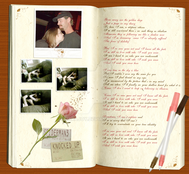 Page in My Diary by KiaraJoy