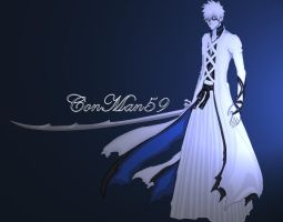 Hollow Ichigo New Bankai by ConMan59