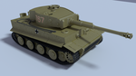 Tiger Tank (Finished) by HerrHans