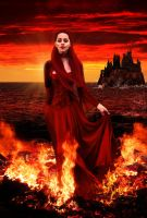 The Red Woman by this-darkest-hour