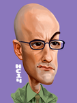 Dean Pelton by hamdiggy