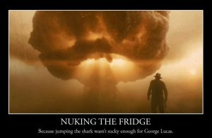 Nuking the Fridge by GreyOfPTA