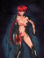 Witchblade Ranma Crossover by JeztarzCourt