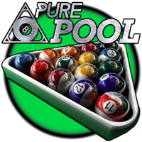 Pure Pool Icon v4 by POOTERMAN