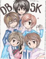 DBSK LOVE by happymayura