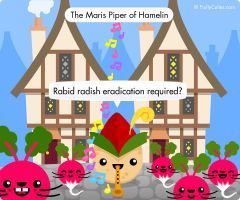 The Maris Piper of Hamelin by FruityCuties