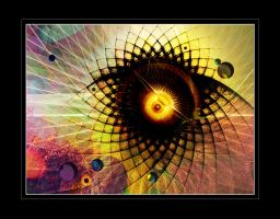 An Eye Abstract by neoweb