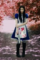 Alice Madness Returns Cosplay by SatoshiKaito