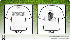 Tiger Woods Affair Shirt by gnu32