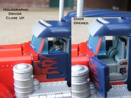 Movie Prime truck custom 2 by Unicron9
