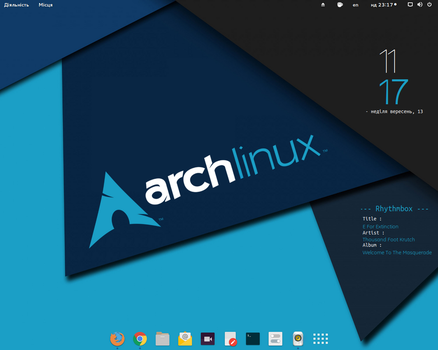 Arch by Localizator