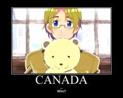Canada by AnimeFanatic66