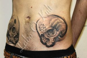 CustomTattoo 56 by Labo-O-Kult by Labo-O-Kult