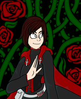 Ruby Rose by xEnderQueenx