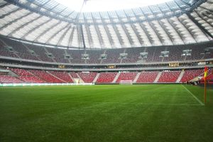 National Stadium in Warsaw by plol098