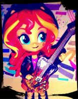 ROCK n ROLL Sunset by ArtKing3000