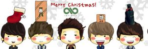 Infinite - Merry Christmas 2 by jinscloud