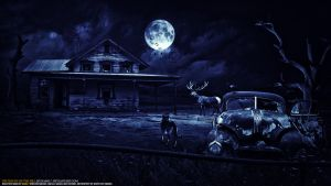 870 The House On The Hill By Namo,7 by 445578gfx