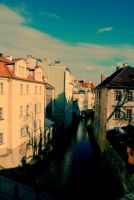 Prague left side by StillWilde