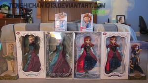 disney - current collection by Tenshichan1013