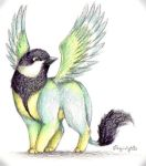 Little Gryphon by Penguinity