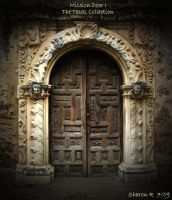 Mission Door I by Gothic-Mystery