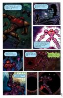 Metroid page 3 by electronicron