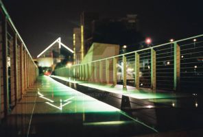 Chattanooga Nightscape by kmlewis