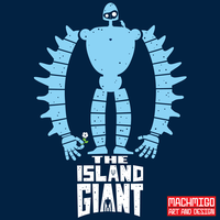 The Island Giant by machmigo