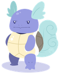 008 - Wartortle by WTFmoments