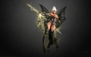 L2 - Dark Elf - Mutant by MutantDesigns
