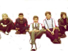 Foto Png dos 1D by AnnaBieber