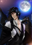 Sebastian michaelis by lovedreams