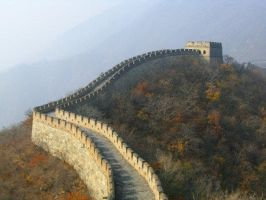 Great wall by StudioFeng