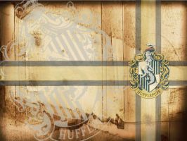 Hufflepuff Wallpaper by whataboutren